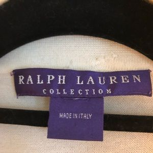 Ralph Lauren Sweaters - Ralph Lauren Collection cashmere polo